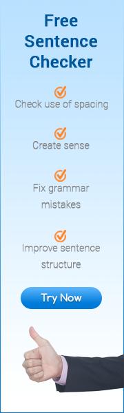 Online Sentence Checker 💎