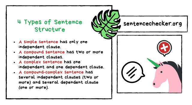 how to correct my sentence