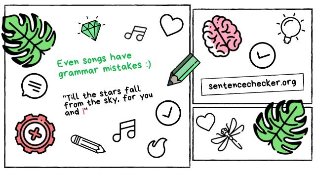 sentence punctuation checker online