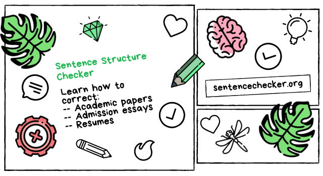 sentence structure checker free