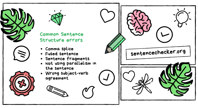 sentence correction online tool
