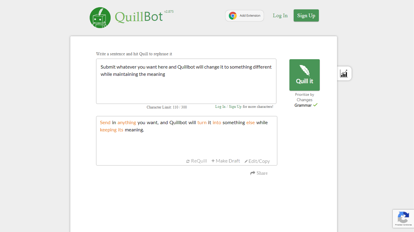 quillbot.com review